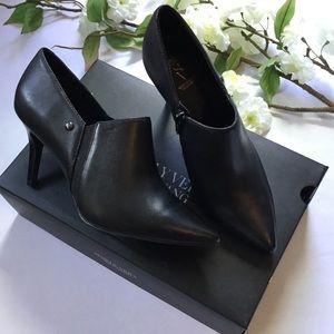 """Simply Vera Wang """"Realism"""" Genuine Leather Heels"""